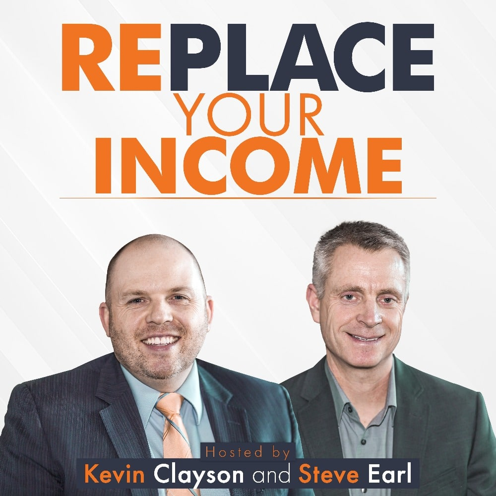 replace your income podcast