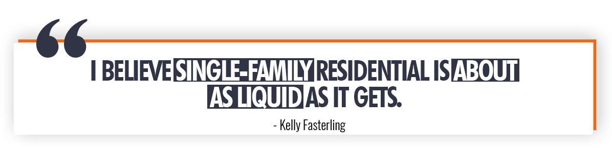 Kelly Fasterling on Liquidity in Real Estate