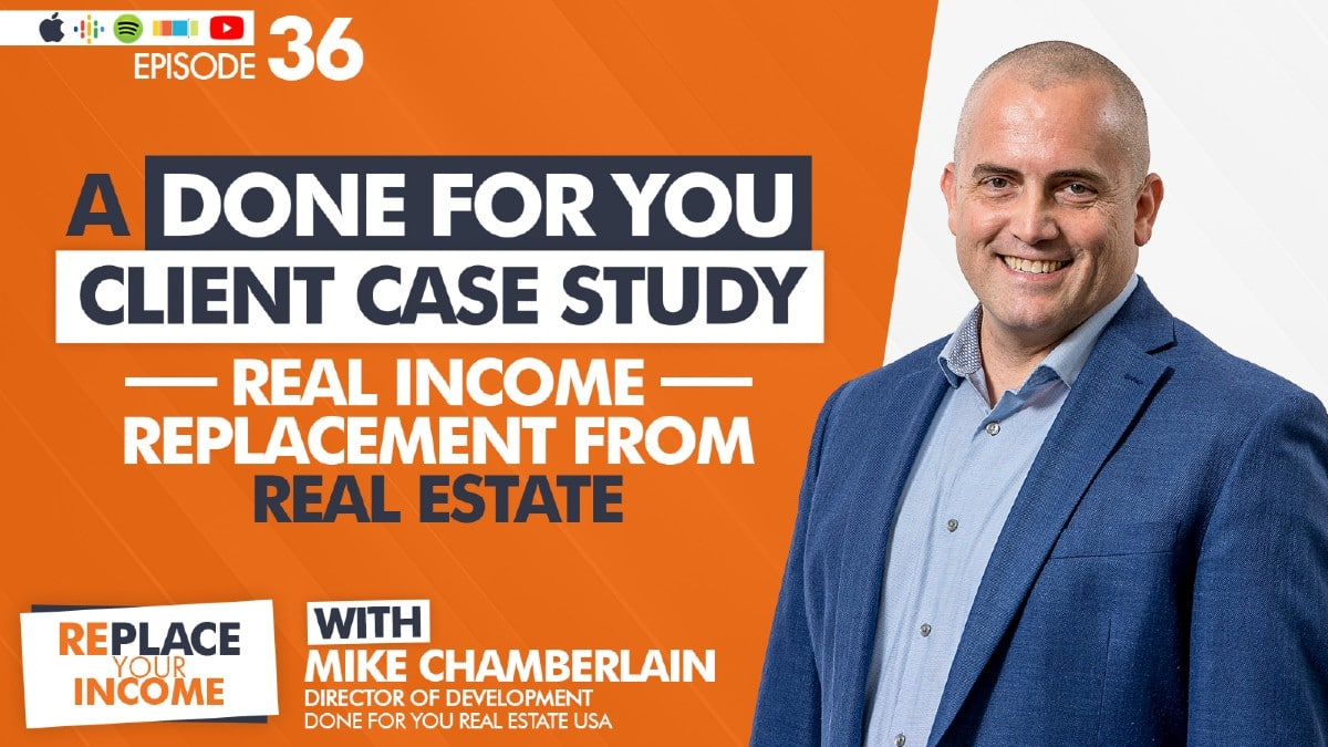case study mike chamberlain done for you real estate