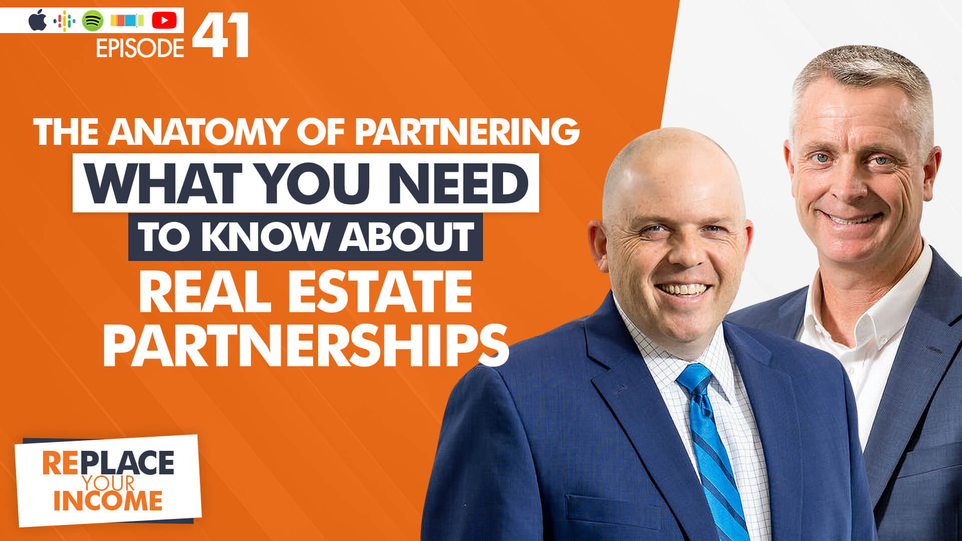 real estate partnerships done for you dfy kevin clayson steve earl