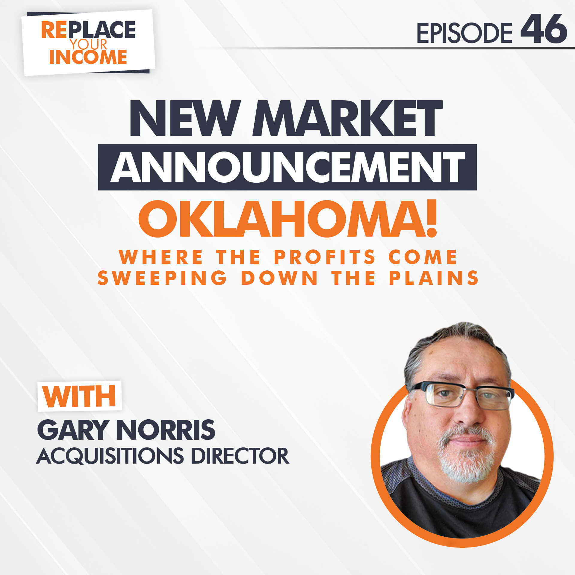 New Market Announcement - OKLAHOMA! Where The Profits Come Sweeping Down The Plains